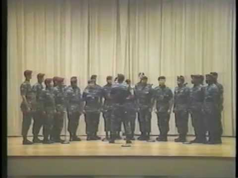 82nd Airborne Division's All-American Chorus -1992