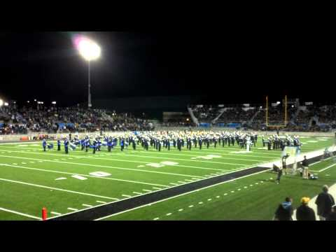 GVSU Marching Band  All of the Lights