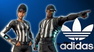 BALD NEUE ADIDAS SKINS!🔥... KAPPA😂 | NEUE NFL FOOTBALL SKINS KOMMEN!🏈 | Fortnite Battle Royale