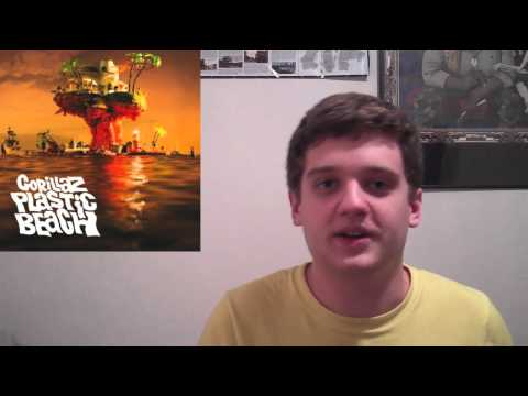 Gorillaz Plastic Beach Album Review