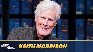 Keith Morrison Shares His Reaction to Bill Hader's SNL Impersonation of Him