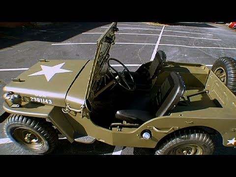 Jeep Willys For Sale >> Auction Kings - 1946 Willys Jeep Sold - YouTube