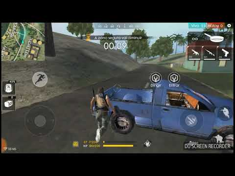 (Free Fire) Gameplay