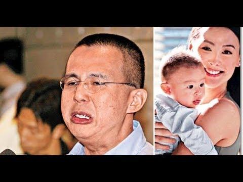 李澤楷雙胞胎兒子殘障,梁洛施兒子腦癱遭嫌棄!