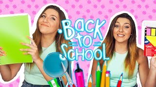 BACK TO SCHOOL HAUL 2018 l Veronika Spurná