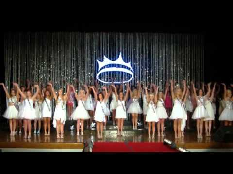 2016 Miss Magnolia State Pageant opening number