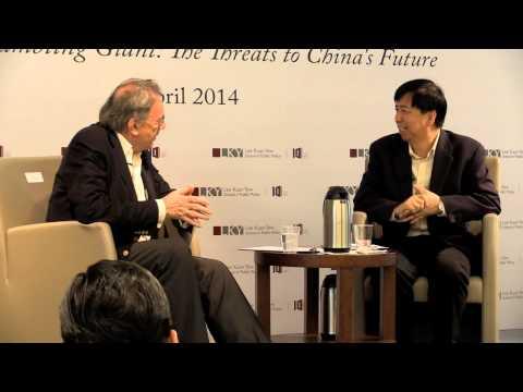 Timothy Beardson on Stumbling Giant: The Threats to China's Future