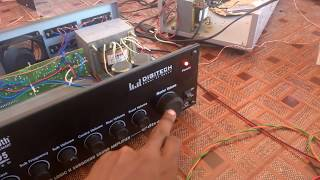 simple prologic  board and Bluetooth USB, 5.1 amplifier