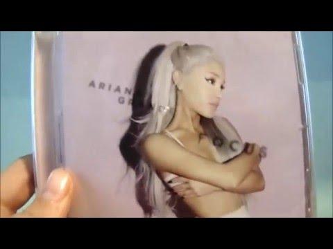 Ariana Grande Focus (Japan Edition) Unboxing