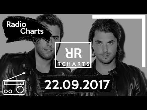 Top 10 Radio-Charts vom 22.09.2017 (Offizielle Deutsche Radio-Charts)