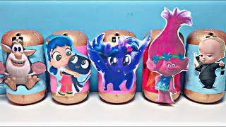 İpuçlarından ÇizgiFilm Karakterleri Booba True Patron Bebek Troller My Little Pony Tahmin Etme Oyunu