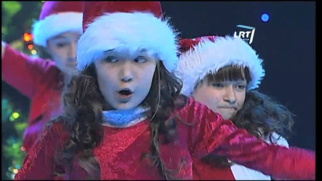 SAULĖS VAIKAI ir CACA – Kalėdų planeta, 2012