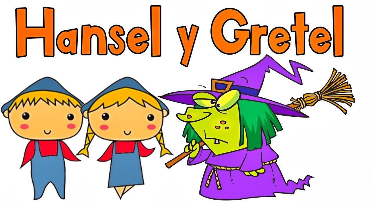 Canciones infantiles hansel y gretel cuento para ni os - Dibujos pared habitacion infantil ...