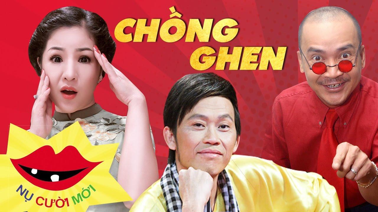 Hài Chồng Ghen - Hoài Linh ft Thuý Nga, Hoàng Sơn