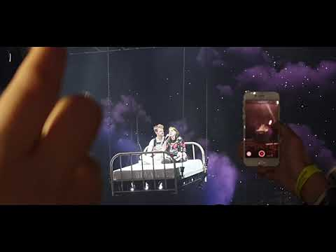 Billie Eilish / Билли Айлиш- I Love You (concert In Moscow / Москва 27.08.2019 )