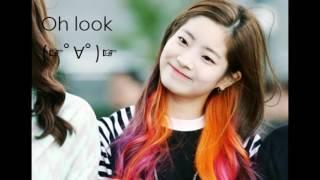 Kim Dahyun *heart*
