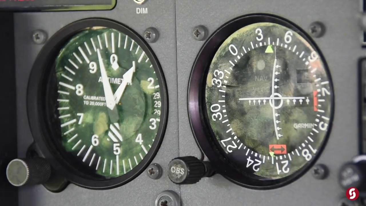 Basic Instruments Of The Cockpit Explained