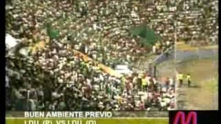 Liga de Portoviejo Vs Liga de Quito