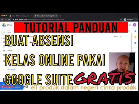 tutorial-panduan-membuat-absensi-kelas-online-pakai-google-suite-gratis