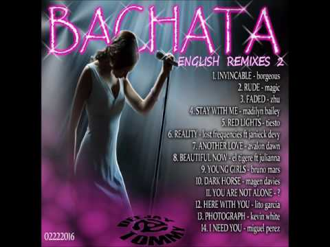 bachata in english remixes 2 - mix by dj tommy