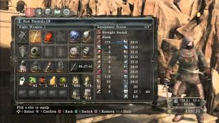 Top Six Weapons Of Dark Souls 2 In PvP/PvE