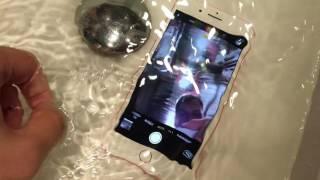Топим iPhone 7 Plus в раковине и мочим в воде!(, 2016-09-18T05:16:30.000Z)