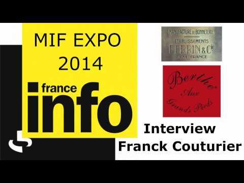 PERRIN SA - FRANCE INFO - MIF EXPO 2014