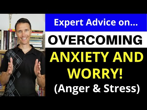 Overcoming Anxiety as a Catholic (Worry, Anger and Stress too!)