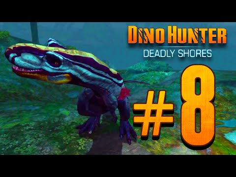 Dino Hunter: Deadly Shores EP: 8 Mandible the Fabulous