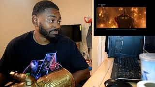 Everything GREAT About Avengers Infinity War! Part 1 REACTION CinemaWins