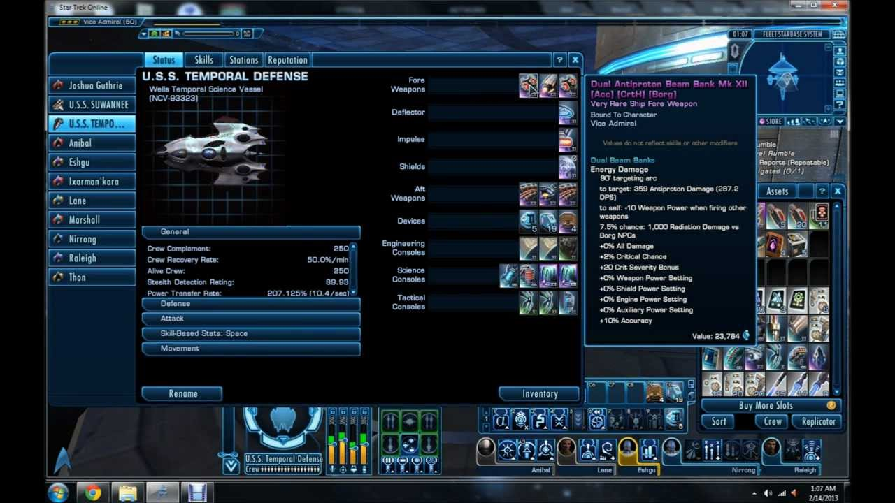 Best Science Temporal Build Sto