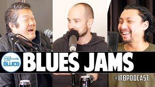 The Blues Jams - Trash or Treasure? (Shane, Ric, and Ryan) - ITB Podcast