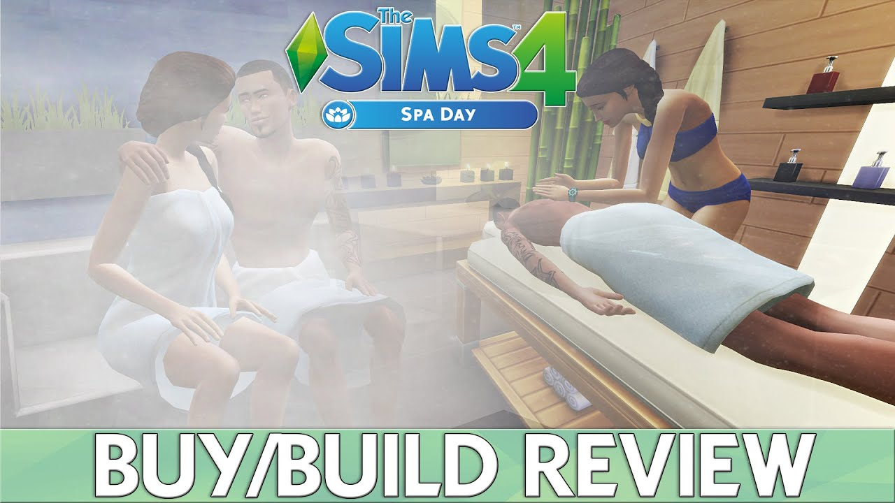 Spa Day Sims  Review