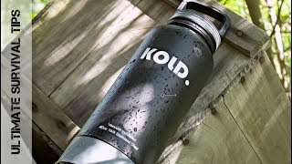 The LAST WATER BOTTLE - YOU WILL EVER NEED - Is It TRUE?  FULL REVIEW