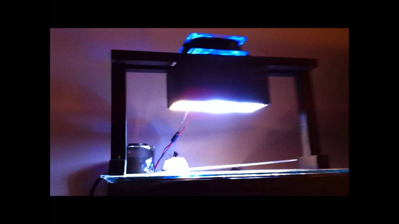 Diy led aquarium reef arduino lightning storm doovi