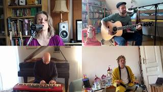 """Birgit Denk und Band """"Ned Allan"""" in  Quarantäne"""