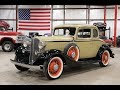 1933 Chevy Master Eagle Tan