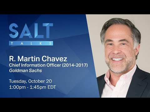 SALT Talks: Marty Chavez