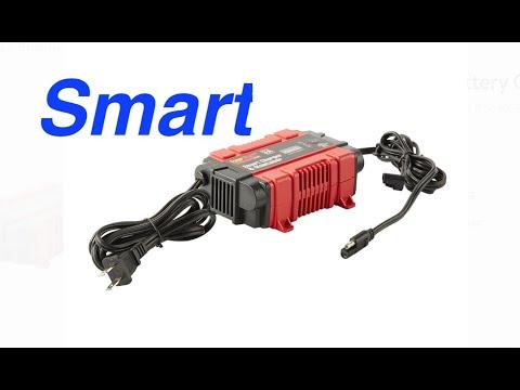 Smart charger and maintainer everstart 13mm socket spanner