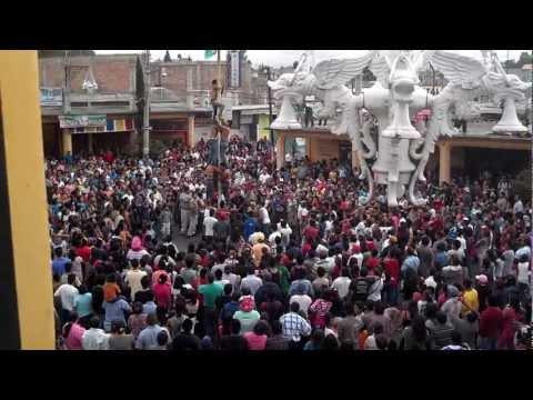 Feria del Cocol, Los Reyes Acozac (Palo encebado 1)