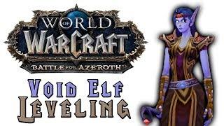 DUSKWOOD - World of Warcraft: Void Elf Shadowpriest Leveling - Ep. 3