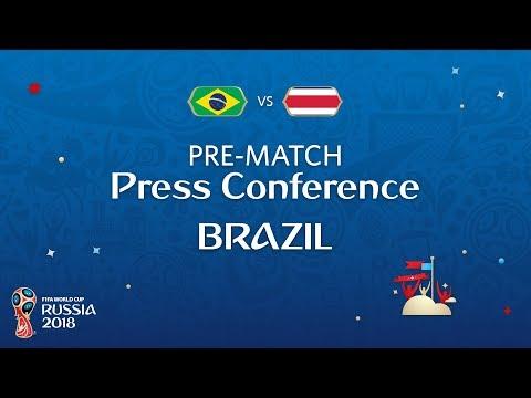 FIFA World Cup™ 2018: Brazil - Costa Rica: Brazil - Pre-Match PC