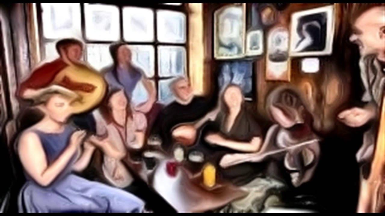 Traditional Irish Music Session 3 Youtube