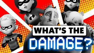 The Incredibles - What's The Damage?