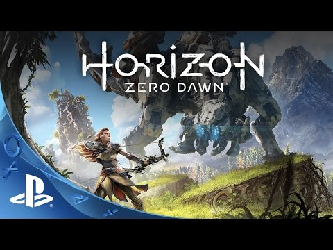Horizon Zero Dawn - E3 2016 Trailer I Only On PS4