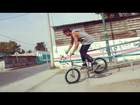 "BMX Inicio de año 2016!!! Edgar Jesús ""pekos"""