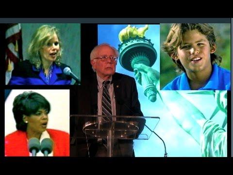 Bernie Sanders, Oprah, & Byron Fox  Morph Education