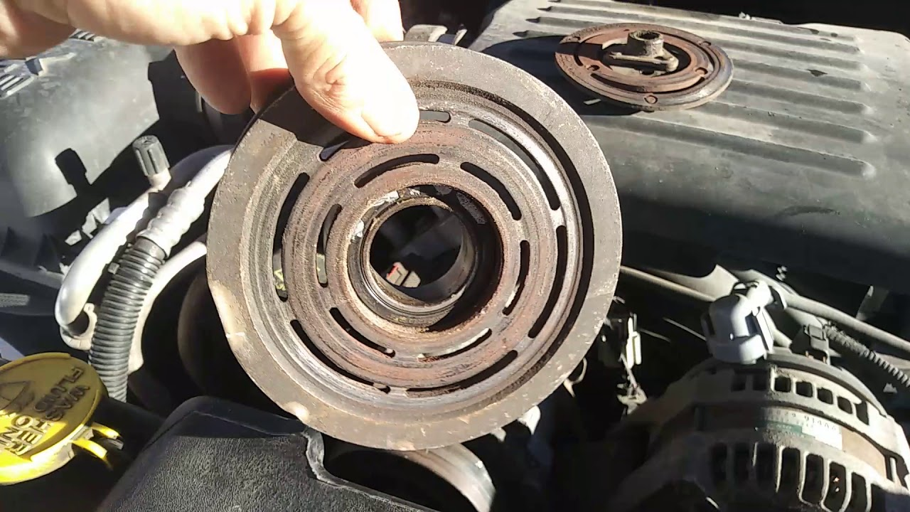 2003 dodge durango ac belt bypass not remove a c compressor 02 durango belt diagram no ac 2002 dodge durango [ 1280 x 720 Pixel ]