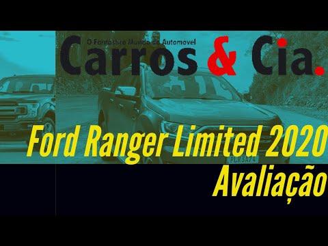 Ford Ranger Limited 2020 | Avaliação