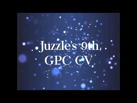 Juzzle's 9th GPC CV